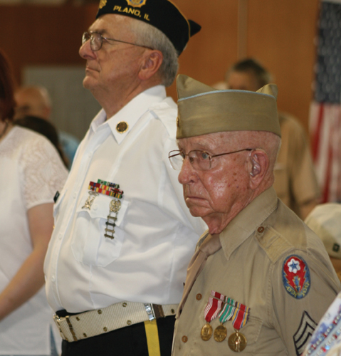 Kendall County Salute to Veterans is a success