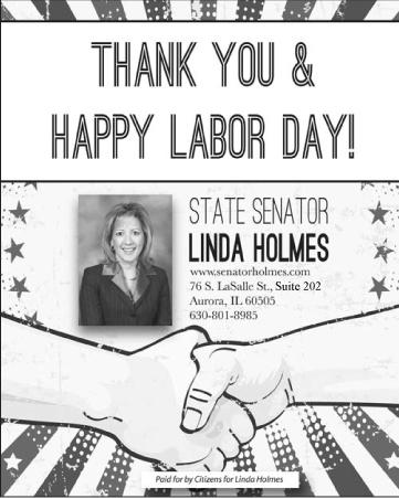 Sen. Linda Holmes