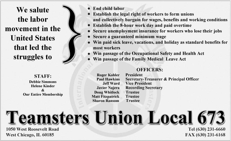 Teamsters Local 673