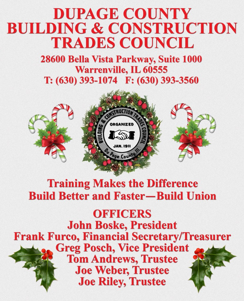 DuPage County Building Trades