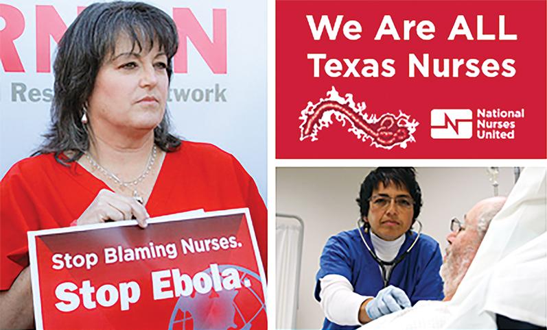 Nurses want Ebola protocols