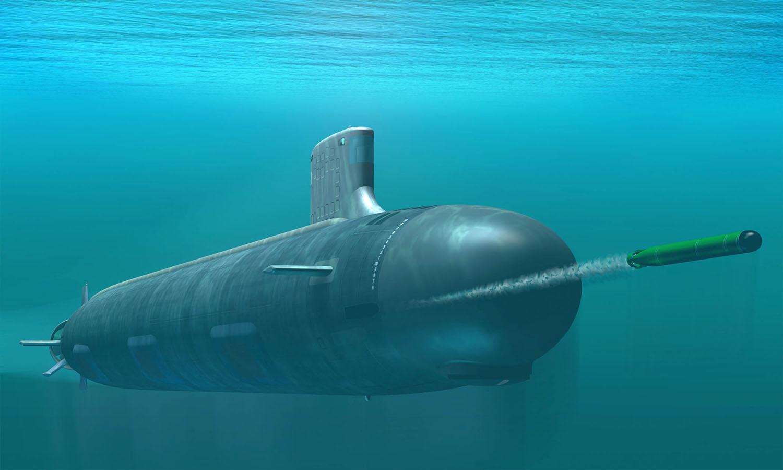 The USS Illinois (SSN 786)