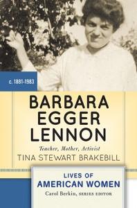 Barbara Egger Lennon by Tina Stewart Brakebill