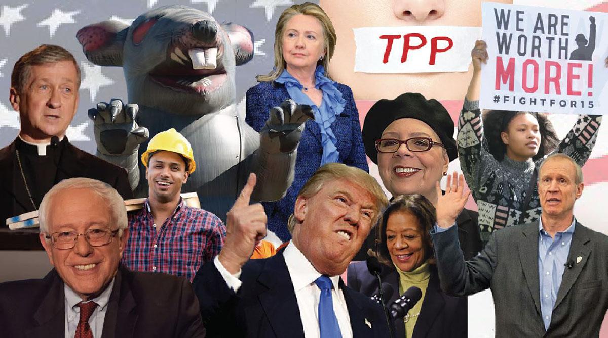 2015 Fox Valley Labor News Top 10