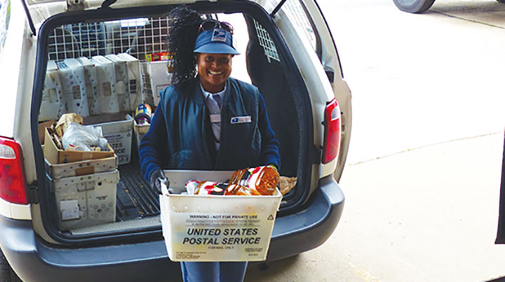 National Association of Letter Carriers (NALC) Stamp Out Hunger