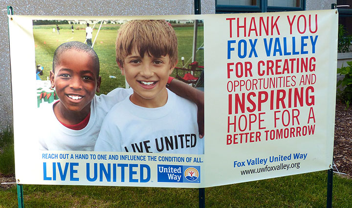 Fox Valley United Way's Annual Recognition Breakfast