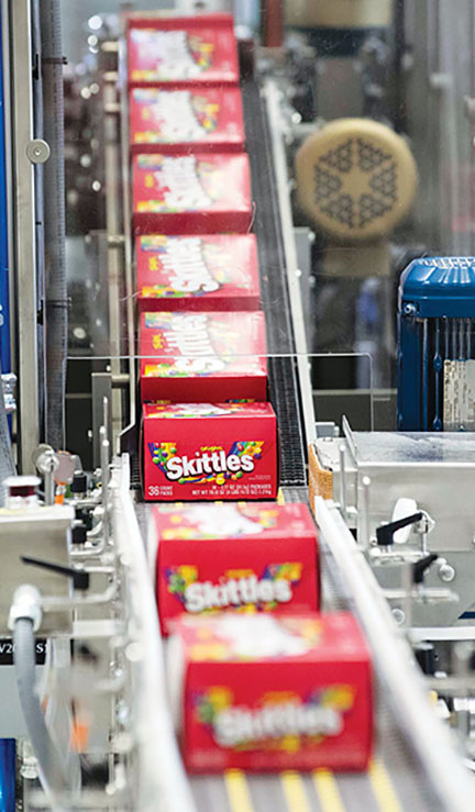 Skittles expansion in Yorkville