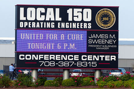 Operating Engineers Local 150 United for a Cure