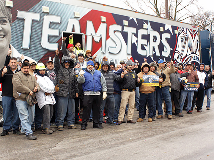 Strike ends for Teamsters Local 710