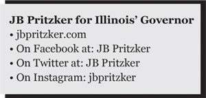 JB Pritzker for Governor